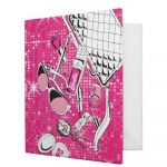 Barbie School Binders