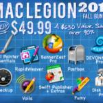 Mac Legion 2011 Fall Bundle