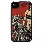 Motorcycle iPhone 4 / 4s Cases and Covers