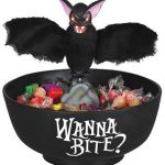 Animated Halloween Candy Bowls