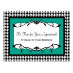 Appointment Cards - Keep Your Clients Coming Back To You