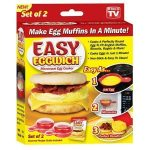 As Seen On TV Egg Sandwich Maker