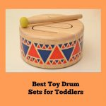 Best Toy Drum Sets for Toddlers (and pre-schoolers)