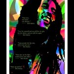 Gifts for Music Lovers:  Reggae Music Legend Bob Marley