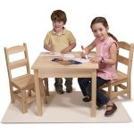 Toddler Table and Chairs Sets