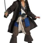 Captain Jack Sparrow Costumes-Themed Costume Party Idea