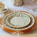 Christmas China Patterns You'll Love