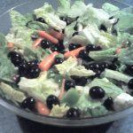 Easy Chunky Salad Recipe