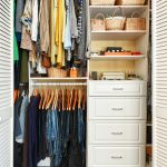 Closet organizing ideas and systems