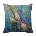 Dragonfly Throw Pillows Add the Finishing Touch to a Room
