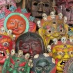 Deity Masks from Nepal