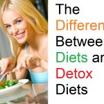 The Difference Between Diets and Detox Diets