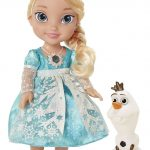 The Disney Frozen Snow Glow Elsa Doll is the Perfect Gift for Your Little One
