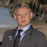 "British TV Comedy : Martin Clunes is ""Doc Martin"""