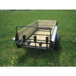 Small Manure Spreader
