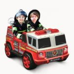 Fire Truck Ride on Toys
