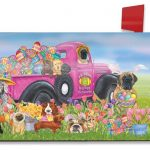 Easter Magnetic Mailbox Covers