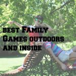 Family Games Outdoors And Inside
