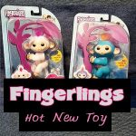 Fingerlings - New Electronic Pet That Kids Love!