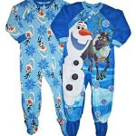 Disney Frozen Sleepers and Pajamas