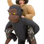 Funny Inflatable Halloween Costumes