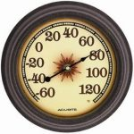 Outdoor Garden Thermometers