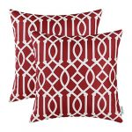 Elegant Geometric Throw Pillows & covers
