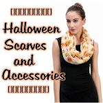 Halloween Scarves and Accessories