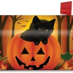Halloween Magnetic Mailbox Covers