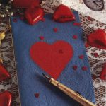 Make Your Own Handmade Valentines From Beautiful Handmade Paper