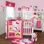 Hello Kitty Crib Bedding