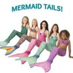 Mermaid Tails for Swimming
