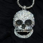Halloween Rhinestone Jewelry
