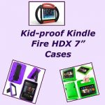 Kindle Fire HDX 7 Cases for Kids