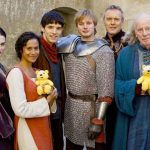 Movies and TV : BBC Fantasy Drama : The Adventures of Merlin