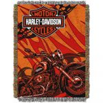 Motorcycle Themed Bedding Sets