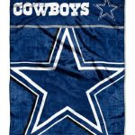 NFL Dallas Cowboys Micro Fleece Blankets