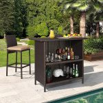 Outdoor Bar Accessories and Summer Entertaining