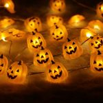 Outdoor Halloween Lights