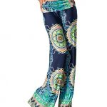 Fashion & Style : Boho Fashion: Wide Leg Palazzo Pants