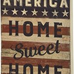 USA Patriotic Home Decor