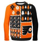 Philadelphia Flyers Ugly Christmas Sweaters