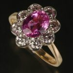 Genuine Pink Sapphire Jewelry - September Birthstone