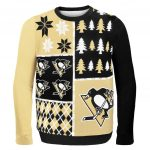 Pittsburgh Penguins Ugly Christmas Sweater
