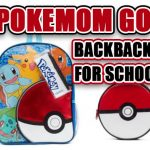 Pokemon Backpacks for School