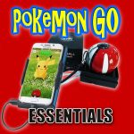 Pokemon Go Essential Supplies