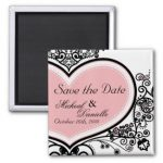 Save The Date Magnets For Your Wedding