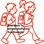 Best Back To School Uniforms For Students