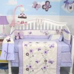 SoHo Crib Bedding Sets For Girls