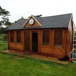 Sheds for Living & Storing